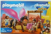 playmobil 70074 Marla and Del with Flying Horse